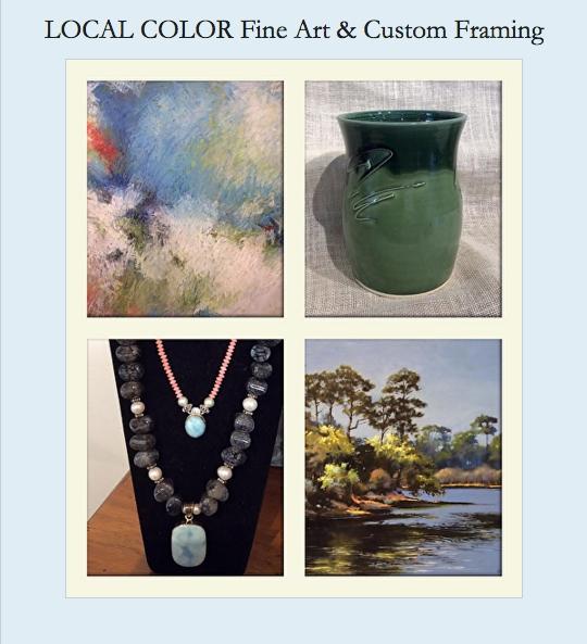 Local Color Fine Art & Custom Framing